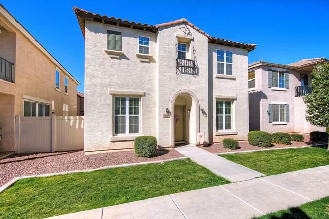 951 S Adam Way, Gilbert, AZ 85296 (MLS #6219254) :: Yost Realty Group at RE/MAX Casa Grande