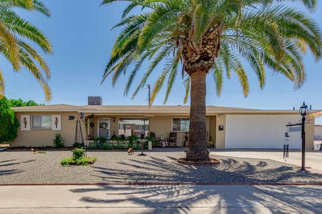 5401 E Baltimore Street, Mesa, AZ 85205 (MLS #6219255) :: The Daniel Montez Real Estate Group