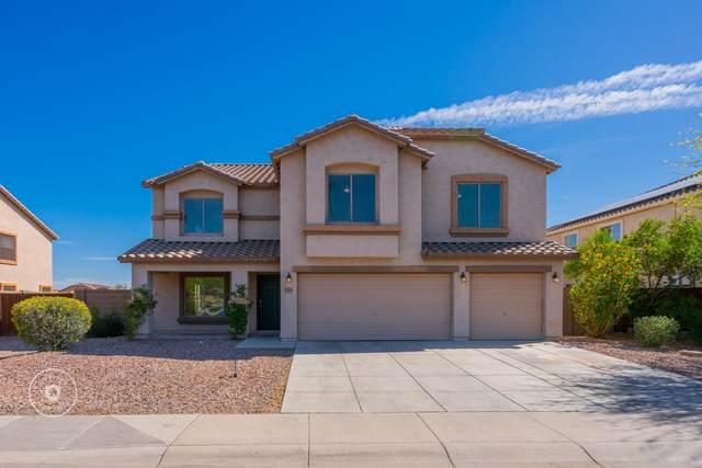 22595 W Ashleigh Marie Drive, Buckeye, AZ 85326 (MLS #6219262) :: Yost Realty Group at RE/MAX Casa Grande