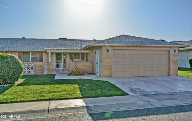 10605 W Saratoga Circle, Sun City, AZ 85351 (MLS #6219281) :: Balboa Realty