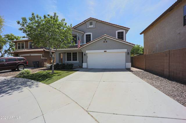 11711 W Foothill Court, Sun City, AZ 85373 (MLS #6219295) :: Yost Realty Group at RE/MAX Casa Grande