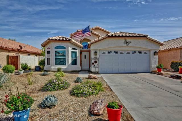 9753 W Pontiac Drive, Peoria, AZ 85382 (MLS #6219298) :: Balboa Realty