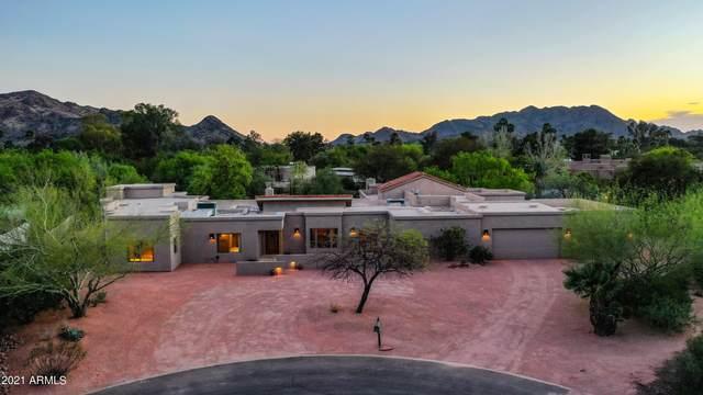 6001 E Donna Circle, Paradise Valley, AZ 85253 (MLS #6219301) :: ASAP Realty