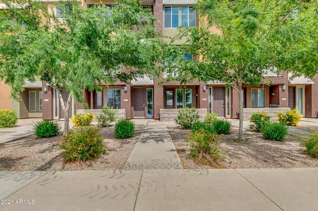 6605 N 93RD Avenue #1040, Glendale, AZ 85305 (MLS #6219309) :: Keller Williams Realty Phoenix