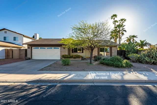 2602 S Saratoga, Mesa, AZ 85202 (MLS #6219311) :: Yost Realty Group at RE/MAX Casa Grande
