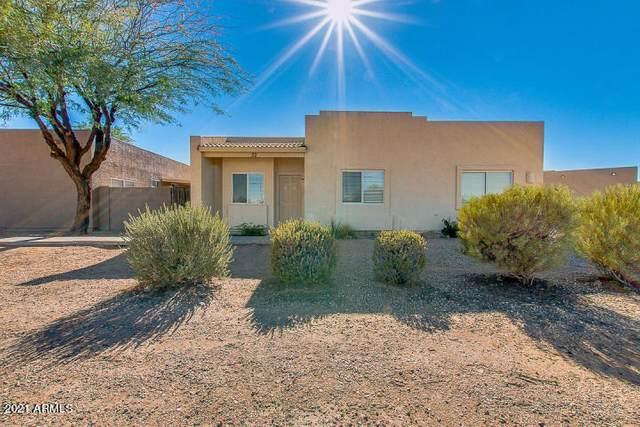 2300 E Magma Road #32, San Tan Valley, AZ 85143 (MLS #6219318) :: Yost Realty Group at RE/MAX Casa Grande