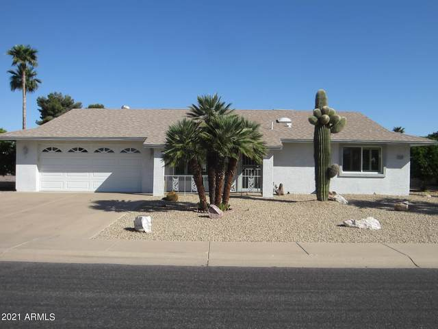 13426 W Hyacinth Drive, Sun City West, AZ 85375 (MLS #6219320) :: The Daniel Montez Real Estate Group
