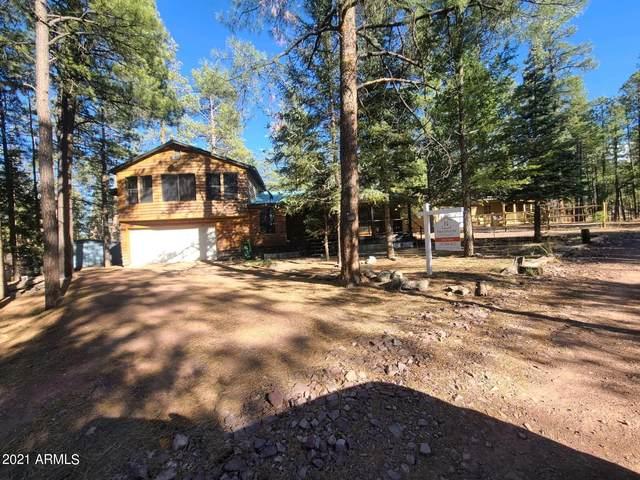 18 Country Road, Alpine, AZ 85920 (MLS #6219325) :: Klaus Team Real Estate Solutions