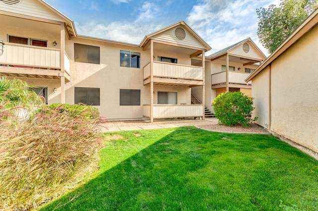 616 S Hardy Drive #206, Tempe, AZ 85281 (MLS #6219326) :: Yost Realty Group at RE/MAX Casa Grande