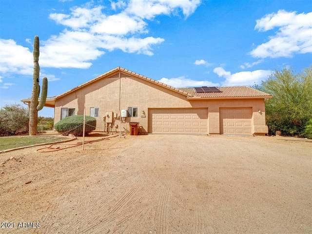 44816 N 20TH Street, New River, AZ 85087 (MLS #6219332) :: Yost Realty Group at RE/MAX Casa Grande