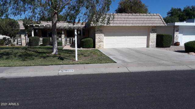 10234 W Highwood Lane, Sun City, AZ 85373 (MLS #6219341) :: Howe Realty