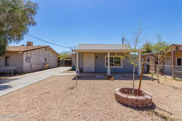345 W Tamarisk Street, Phoenix, AZ 85041 (MLS #6219345) :: Yost Realty Group at RE/MAX Casa Grande