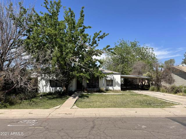 514 W 9TH Street, Tempe, AZ 85281 (MLS #6219348) :: Executive Realty Advisors