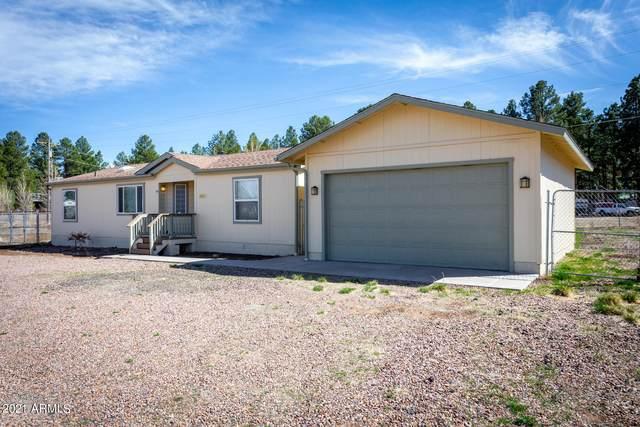 2145 Shell Canyon Road, Overgaard, AZ 85933 (MLS #6219354) :: Yost Realty Group at RE/MAX Casa Grande