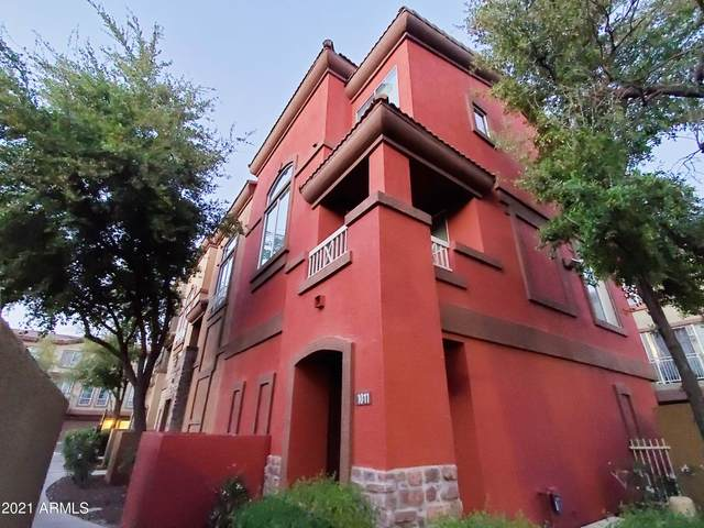 1920 E Bell Road #1011, Phoenix, AZ 85022 (MLS #6219359) :: Executive Realty Advisors