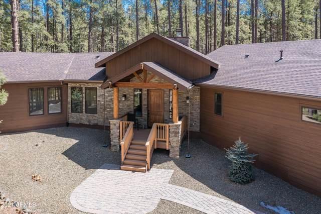 3295 E Walker Road, Prescott, AZ 86303 (MLS #6219360) :: Midland Real Estate Alliance