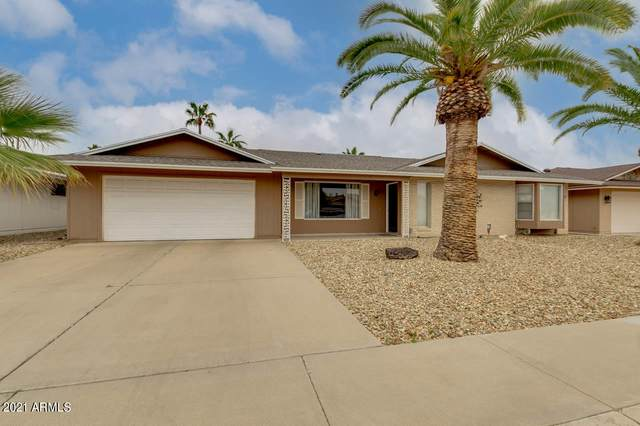12614 W Crystal Lake Drive, Sun City West, AZ 85375 (MLS #6219369) :: The Daniel Montez Real Estate Group