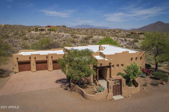 12211 N Vista Del Oro, Fort McDowell, AZ 85264 (MLS #6219374) :: Executive Realty Advisors