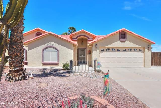 15640 S Patagonia Road, Arizona City, AZ 85123 (MLS #6219376) :: West Desert Group   HomeSmart