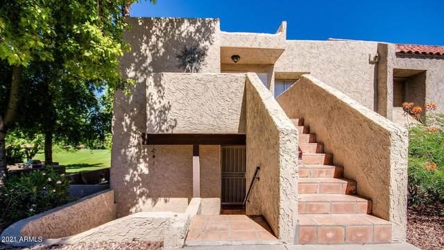 7348 N Via Camello Del Norte #223, Scottsdale, AZ 85258 (MLS #6219379) :: Yost Realty Group at RE/MAX Casa Grande