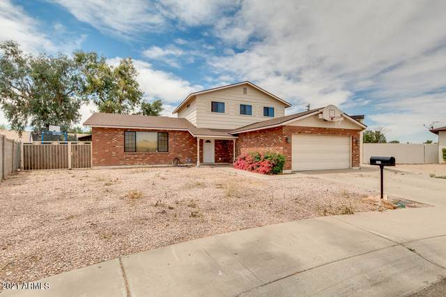 5051 W Mercer Lane, Glendale, AZ 85304 (MLS #6219382) :: Executive Realty Advisors