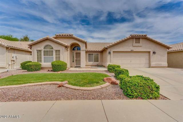 1834 W Leah Lane, Gilbert, AZ 85233 (MLS #6219385) :: Yost Realty Group at RE/MAX Casa Grande