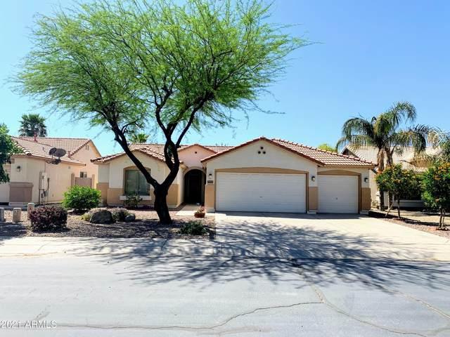 3663 E Elmington Circle, San Tan Valley, AZ 85140 (MLS #6219393) :: Yost Realty Group at RE/MAX Casa Grande