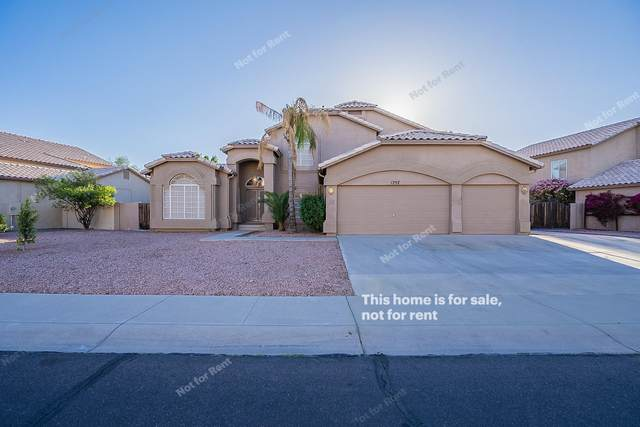 1757 W Redfield Road, Gilbert, AZ 85233 (MLS #6219396) :: The Daniel Montez Real Estate Group
