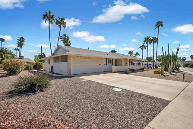 10414 W Wininger Circle, Sun City, AZ 85351 (MLS #6219407) :: The Garcia Group