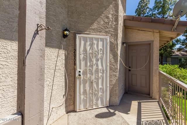 19601 N 7TH Street #2056, Phoenix, AZ 85024 (MLS #6219411) :: The Daniel Montez Real Estate Group