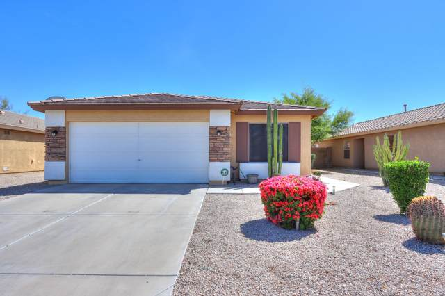 42365 W Bunker Drive, Maricopa, AZ 85138 (MLS #6219430) :: The Daniel Montez Real Estate Group