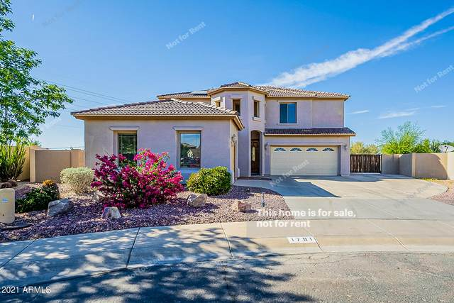 1791 N Agave Street, Casa Grande, AZ 85122 (MLS #6219432) :: Long Realty West Valley