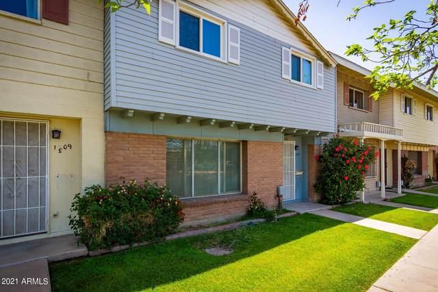 1307 N 44TH Street, Phoenix, AZ 85008 (MLS #6219441) :: Yost Realty Group at RE/MAX Casa Grande