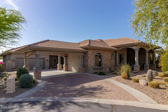 5304 E Gray Wolf Trail, Cave Creek, AZ 85331 (MLS #6219449) :: The Carin Nguyen Team