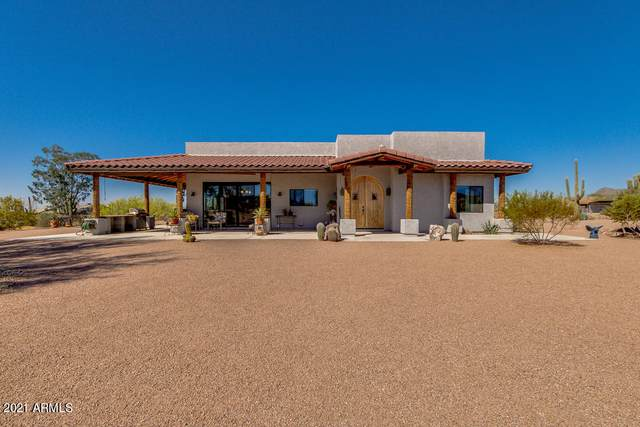 4280 N Cactus Road, Apache Junction, AZ 85119 (MLS #6219453) :: The Carin Nguyen Team