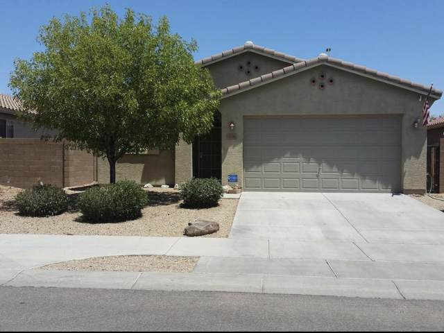17350 W Woodlands Avenue, Goodyear, AZ 85338 (MLS #6219462) :: Hurtado Homes Group