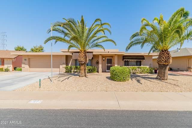 11072 W Gulf Hills Drive, Sun City, AZ 85351 (MLS #6219465) :: The Garcia Group