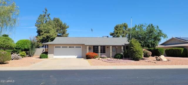 9818 W Pebble Beach Drive, Sun City, AZ 85351 (MLS #6219479) :: The Garcia Group
