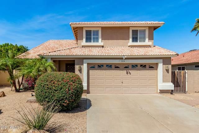 5414 W Pontiac Drive, Glendale, AZ 85308 (MLS #6219495) :: The Carin Nguyen Team