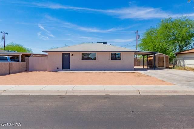 4012 N 64TH Drive, Phoenix, AZ 85033 (MLS #6219500) :: Yost Realty Group at RE/MAX Casa Grande