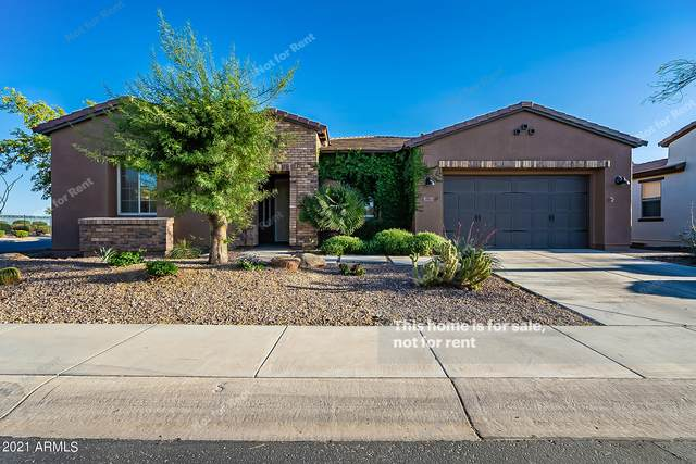 1803 E Laddoos Avenue, San Tan Valley, AZ 85140 (MLS #6219503) :: The Daniel Montez Real Estate Group