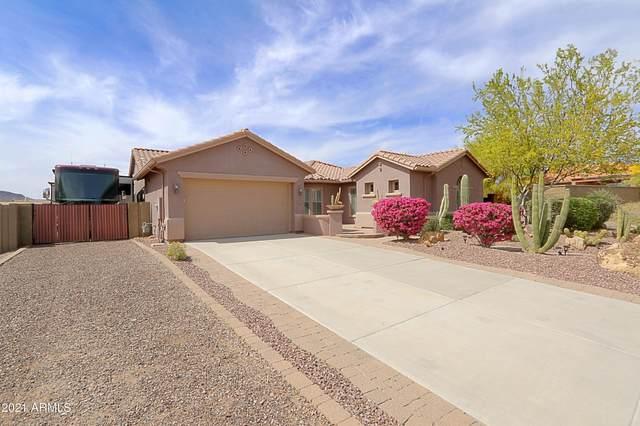 43922 N 49TH Drive, Anthem, AZ 85087 (MLS #6219505) :: Klaus Team Real Estate Solutions