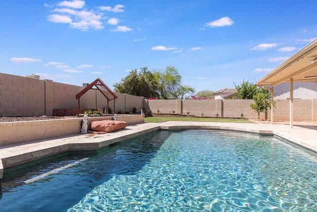 8513 W Windrose Drive, Peoria, AZ 85381 (MLS #6219507) :: Balboa Realty