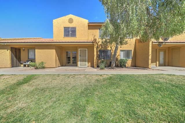 3511 E Baseline Road #1055, Phoenix, AZ 85042 (MLS #6219514) :: The Daniel Montez Real Estate Group