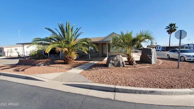 3617 N Kansas Avenue, Florence, AZ 85132 (MLS #6219534) :: The Newman Team