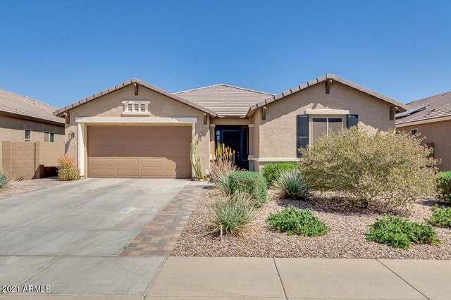 762 W Desert Hollow Drive, San Tan Valley, AZ 85143 (MLS #6219542) :: The Daniel Montez Real Estate Group