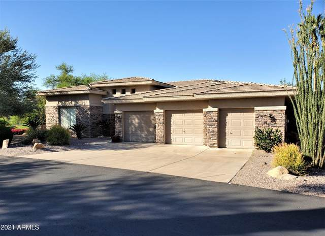 25834 N Lago Lane, Rio Verde, AZ 85263 (MLS #6219550) :: Midland Real Estate Alliance