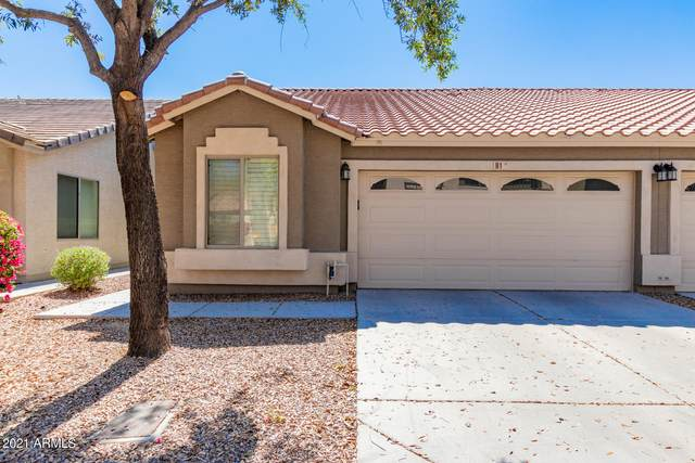 16620 S 48TH Street #91, Phoenix, AZ 85048 (MLS #6219552) :: Yost Realty Group at RE/MAX Casa Grande