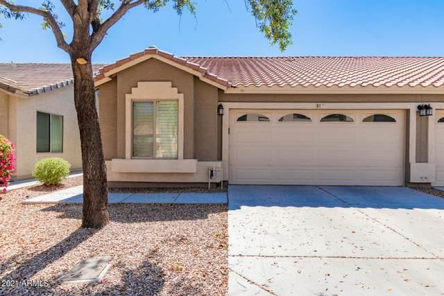 16620 S 48TH Street #91, Phoenix, AZ 85048 (MLS #6219552) :: West Desert Group | HomeSmart