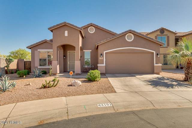 43191 W Delia Boulevard, Maricopa, AZ 85138 (MLS #6219557) :: Executive Realty Advisors